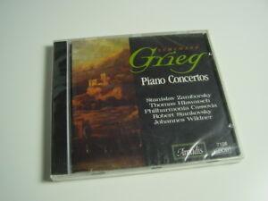 SCHUMANN-GRIEG-Piano-Concertos-Zamborsky-Hlawatsch-Stankovsky-Wildner