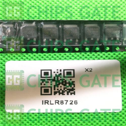 20PCS Irlr 8726 ir LR8726 alta frecuencia sincrónica Buck convertidores TO-252