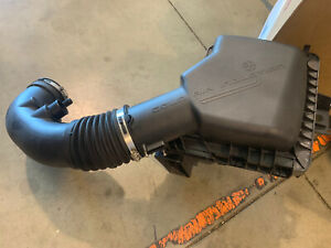 Used-Take-Off-2011-2014-Mustang-GT-Manual-Air-Intake-Box-Cold-Air-Inlet