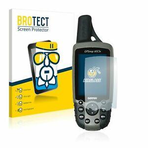 for Garmin GPSMap 60//60csx GPS Screen Protector,Full Coverage HD Clear Anti-Bubble and Anti-Scratch for Garmin GPSMap 60//60csx//60C//60CS 2-Pcs