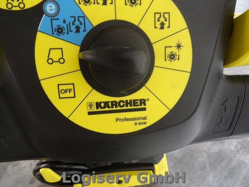 Bild 5 - Kärcher B60 W BP Pck Dose Bodenreinigungsmaschine Reinigungmaschine