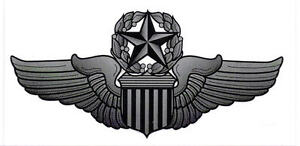 sticker u s air force command pilot wings ebay. Black Bedroom Furniture Sets. Home Design Ideas