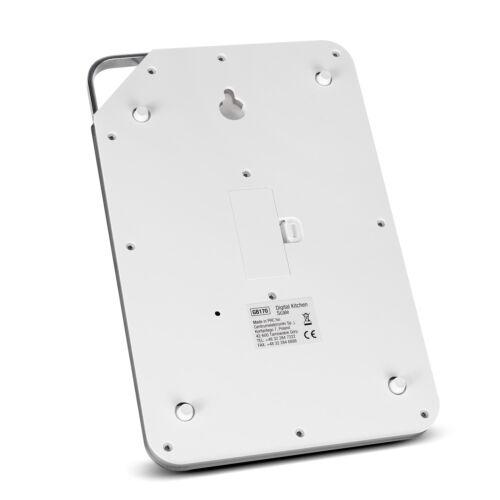 1g Digitale Küchenwaage Haushaltswaage Digitalwaage Edelstahl LCD-Display 5kg