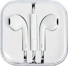 100% Original OEM Apple EarPods White In-Ear Headset for iPhone 4,4s,5,5s,6,6+