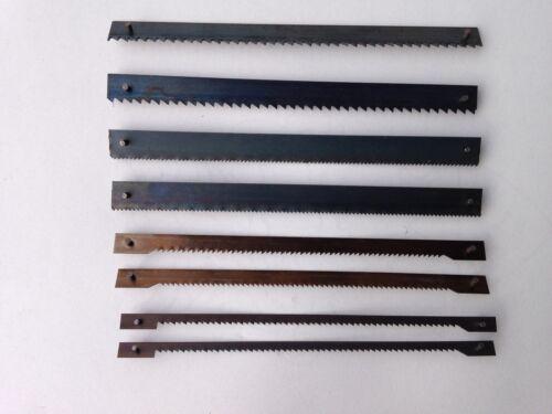 ✅ 8 Stück Sägeblätter für Dremel Motoshop 57 AL-KO DKS 400 Vario Dekupiersäge ✅