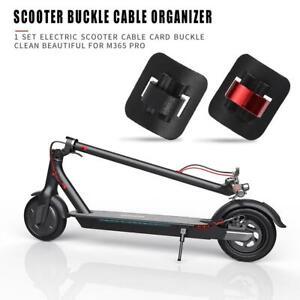 1-Ensemble-Cable-Carte-Boucle-Accessoires-Clip-pour-Xiaomi-M365-Pro-Electrique