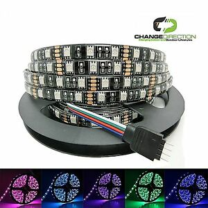 LED-Strip-Light-SMD5050-SANAN-12VDC-IP65-RGB-1-5m-length