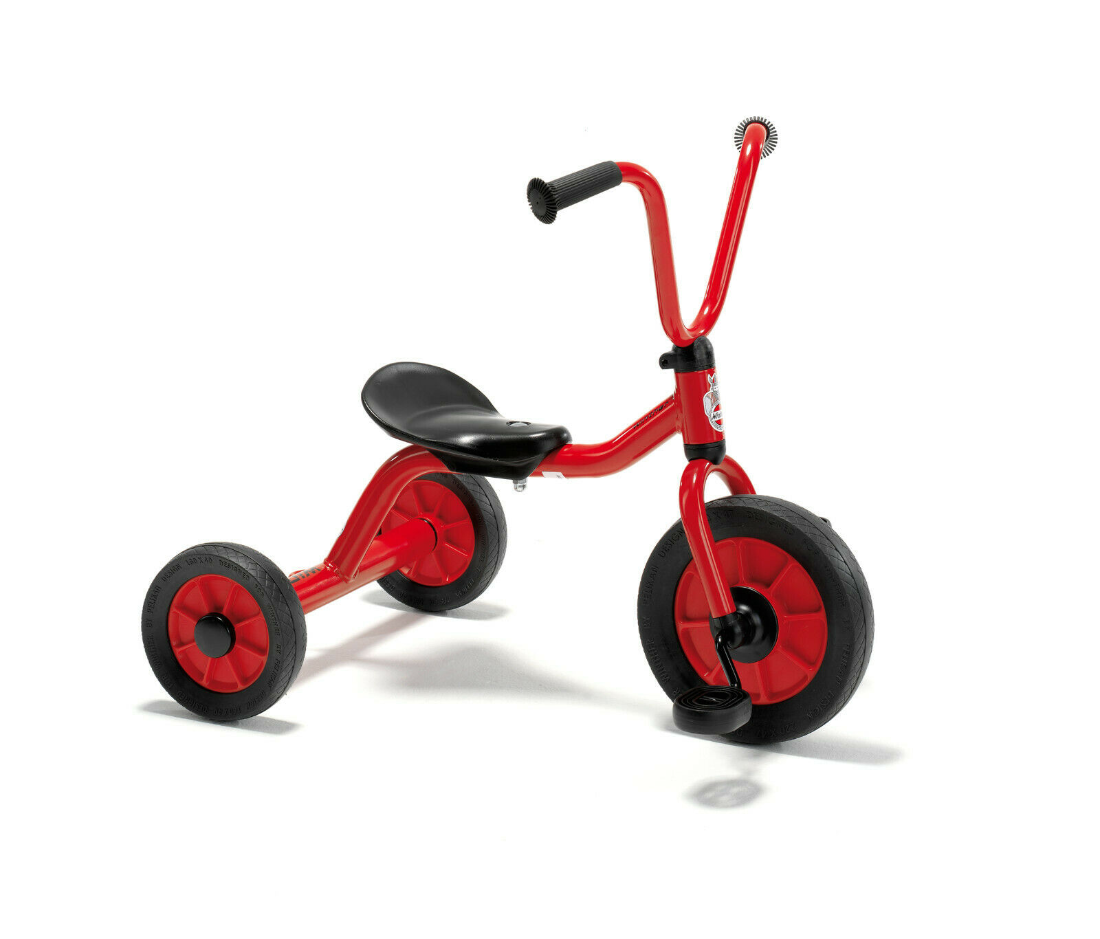 Winther Mini Viking Crib Tricycle 8600414 Red Toddler Kita Kiga