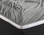Indexbild 47 - Spannbettlaken Spannbetttuch 100% Baumwolle Jersey 135 gr Steg-Höhe 15-30 cm
