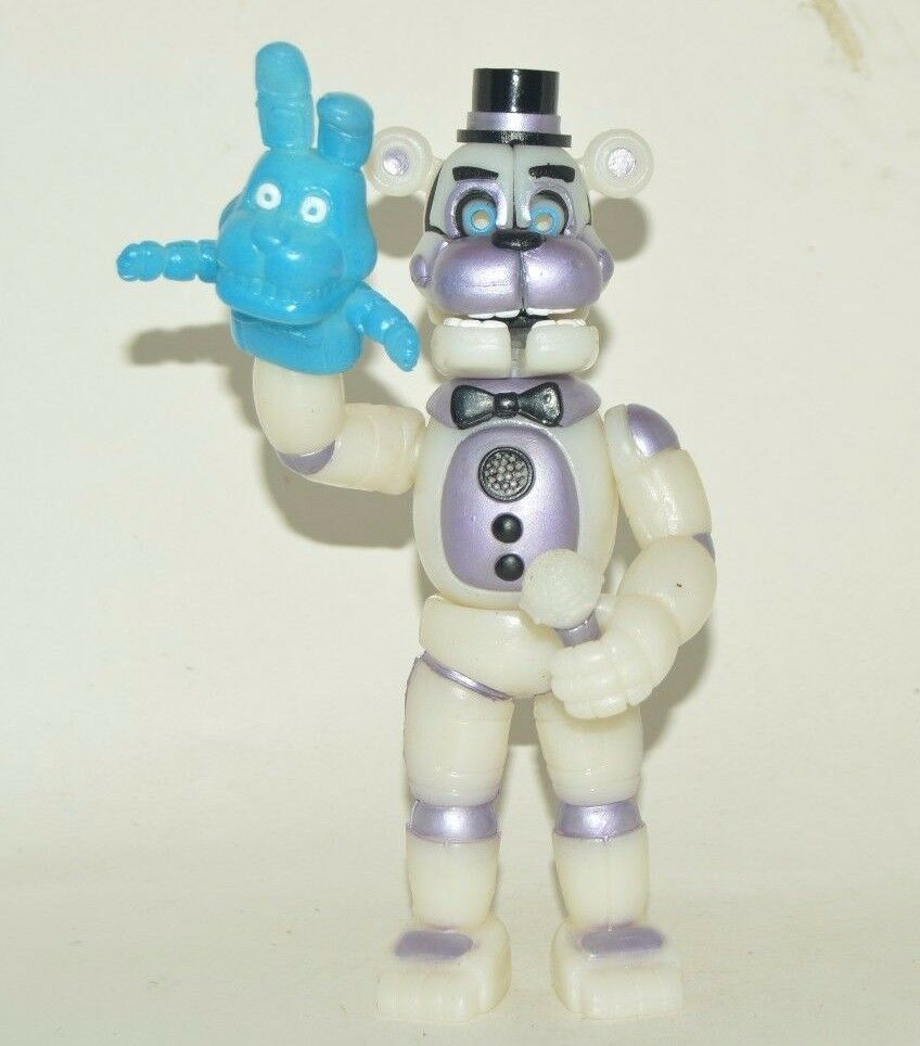 TOY MEXICAN FIGURE FIVE NIGHTS ANIMATRONICS AT FROTDY'S ANIMATRONICS NIGHTS FUNTIME FROTDY JUMBO 8ccccb