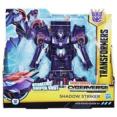 Shadow Striker Toy Transformers Cyberverse Ultra Class