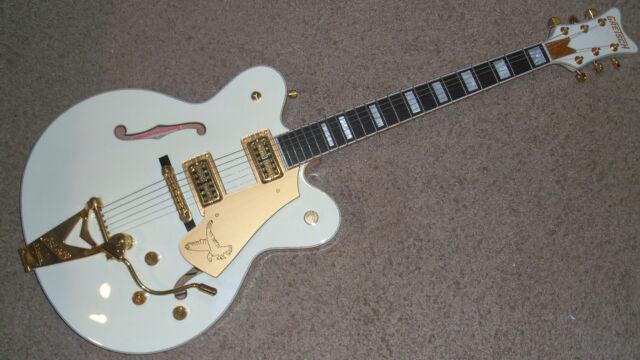 Gretsch Professional White Falcon G7594 Double Cutaway Electric Guitar White