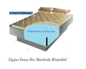 California King Zipper Mattress Cover w 12 mil pro max