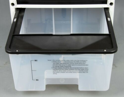 AirCooler Klimagerät Luftbefeuchter Ionisator Ventilator Klima 130 WATT B-Ware