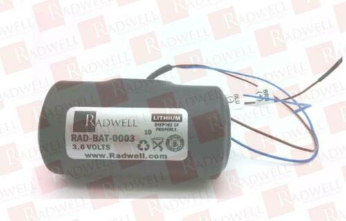 RADWELL VERIFIED SUBSTITUTE 00111193-SUB 00111193SUB BRAND NEW