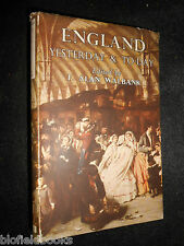 England Yesterday and Today in the Works of Novelists 1937 to 1938, 1949-1st