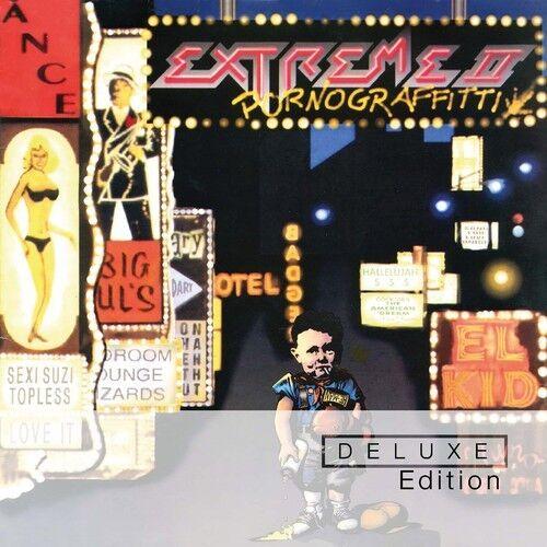 Extreme - Extreme II: Pornograffitti [New CD] Deluxe Edition