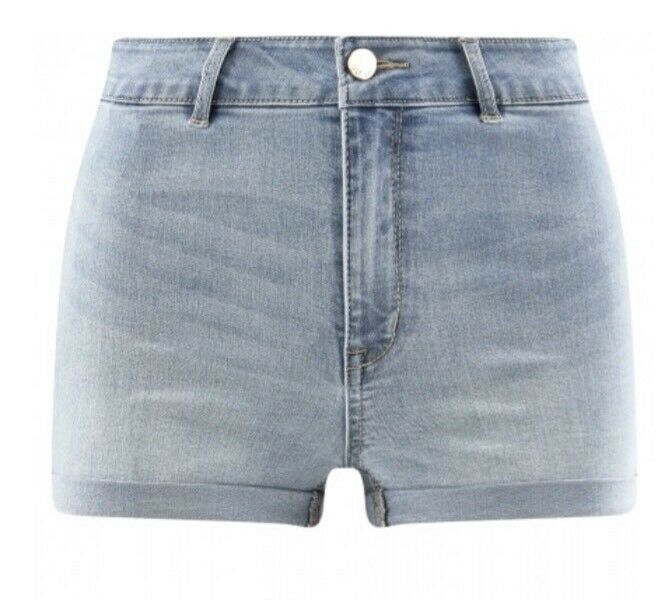 OODJI Taille Women's Basic Short neuf avec étiquettes Taille OODJI UK 4 e1dcaf