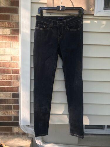 Bleu Fonc Legging Levi's Femmes Taille 535 Stretch Jeans 6m 8AAw06q