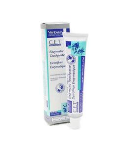 Virbac-C-E-T-Antibacterial-Enzymatic-Chicken-Poultry-Flavor-70g-2-5-oz