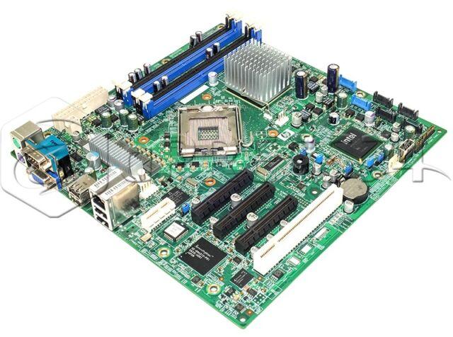 MOTHERBOARD HP 445072-001 s775 DDR2 3xPCIe VGA ML110 G5