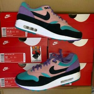 Nike-Air-Max-1-ND-Have-A-Nike-Day-Purple-Coral-BQ8929-500-GS-amp-MEN-Sz-4Y-13