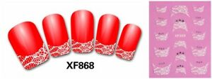 French-Stencil-Nail-Art-Form-Fringe-Guides-Manicure-Stickers-Tips-Tape