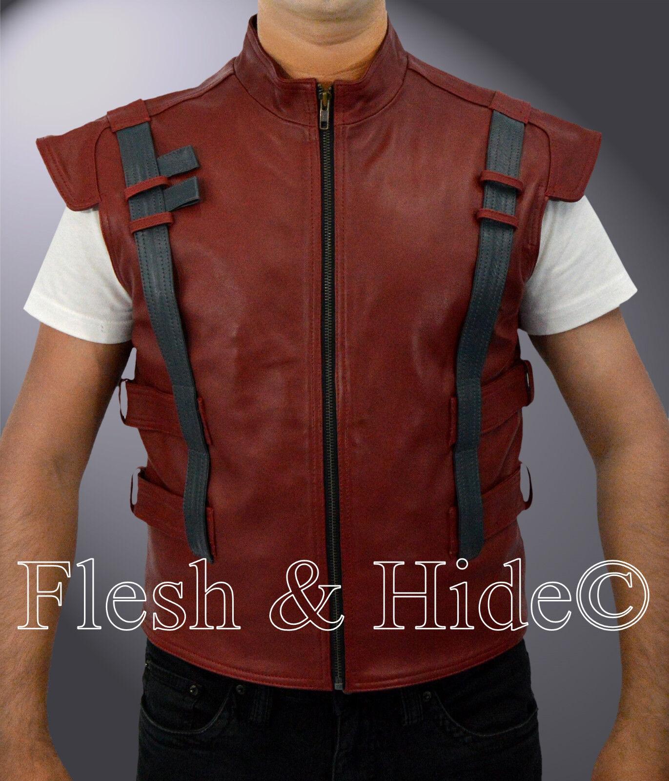 Guardians of the Galaxy Chris Pratt Star Lord Peter Quill Vest