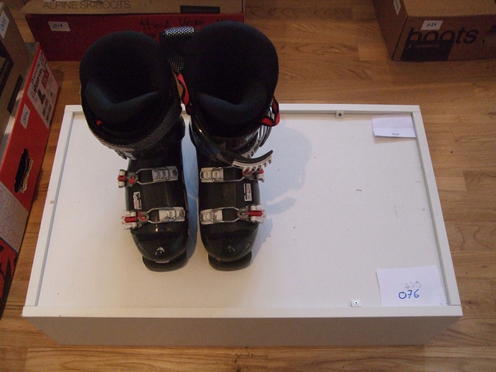Head  Raptor 90 Ski Boots (size 24.5)  save up to 70% discount