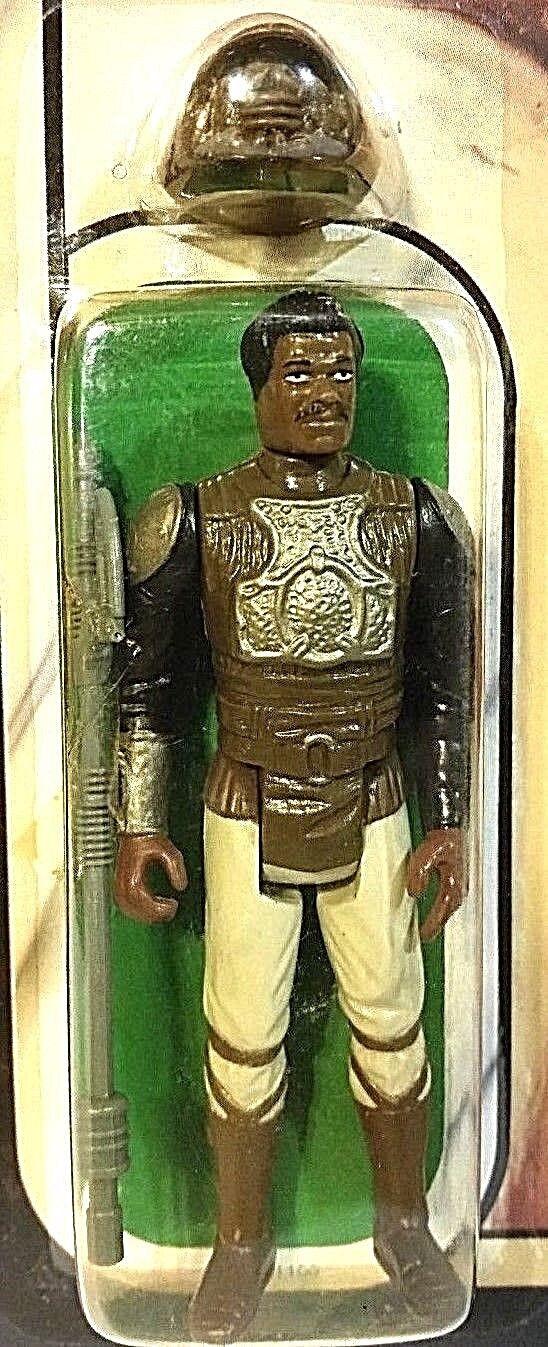 con 60% de descuento rojoj Estrella Wars Wars Wars Lando Calrissian Skiff Guardia Disfraz () 65 B 1983 Moc ENLOMADOR  buena calidad