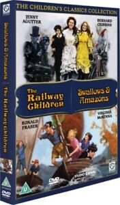 Nuevo-The-Railway-Ninos-Swallows-And-Amazons-DVD-OPTD0579