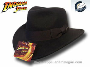 Image is loading Hat-Fedora-Indiana-Jones-Original-Dorfman-Pacific 01ccb87de55e