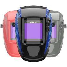 True Color Auto Darkening Welding Helmet Welder Mask For Grindcutweld