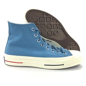 7988850051c Converse Chuck Taylor All Star High  70 Aegean Storm Blue Red ...