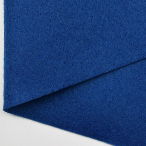 2mm Thick Polyester Felt In 19 Plain Colours A4 Sheets Hair Bows And Crafting