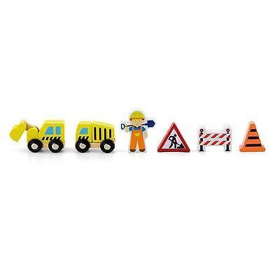 Viga Children/'s//Kids 48 Piece Model Construction Tub Set FREE DELIVERY