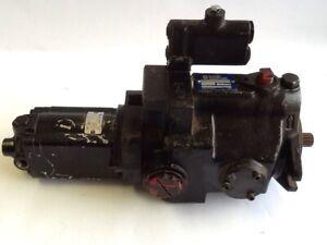 Sauer Danfoss L38-7097 Open Circuit Hydraulic Pump Rebuilt