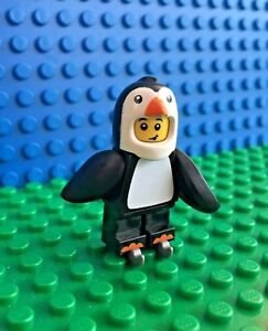 LEGO SEALED Series 16 Penguin Ice Skates Antartic Boy Bird Minifigure Halloween