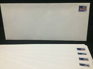 10 Forever Stamped Envelopes FOREVER STAMP 10 ENVELOPES
