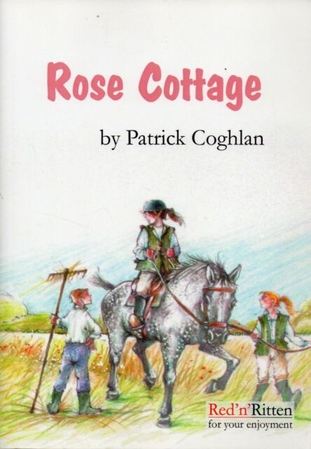 SIGNED PATRICK COGHLAN ROSE COTTAGE FIRST EDITION PAPERBACK 2006