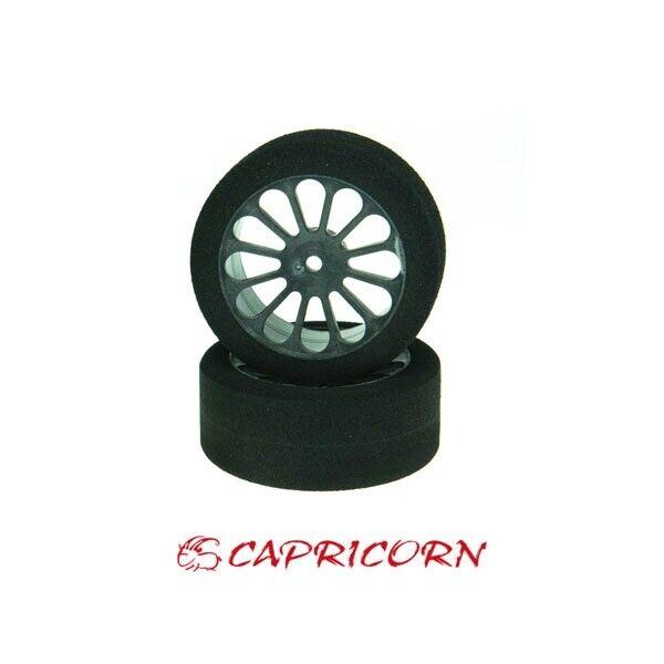 Rear 30mm 2 40 Shore Carbon Matrix 1:10 RC Foam Touring Car tires