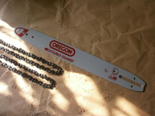 """OREGON Schwert 40cm 2x Sägekette 3//8/""""-91 f DOLMAR® HUSQVARNA® mit INTENZ"""