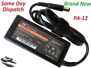 Dell-Inspiron-N5040-Adapter-Charger-power-Supply-PA-12-Replacement-UK-Cord