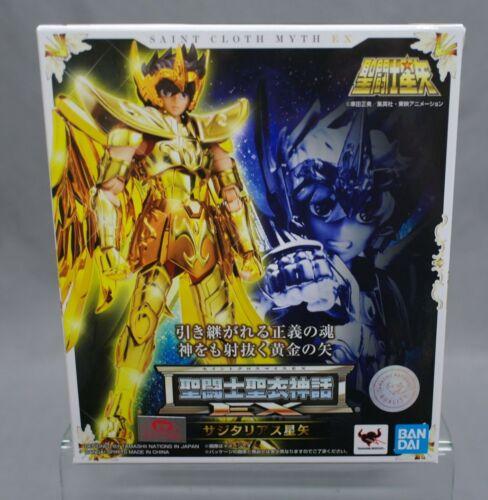 Bandai Spirits Japan NEW pegasus Saint Seiya Myth Cloth EX Sagittarius Seiya