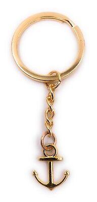 Ancora Portachiavi Ciondolo Golden In Metallo Alleviare Il Caldo E Il Colpo Di Sole