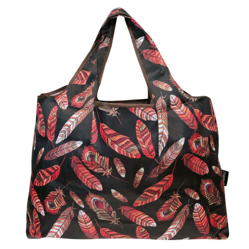 Wrapables Large Foldable Tote Nylon Reusable Grocery Bag