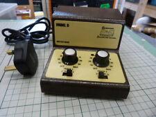 Gaugemaster model D twin track controller for OO HO N gauge model train set