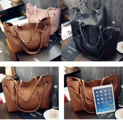 Faux Leather Envelope Fringe Shoulder Bags Tassel Crossbody Handbag Women Purse