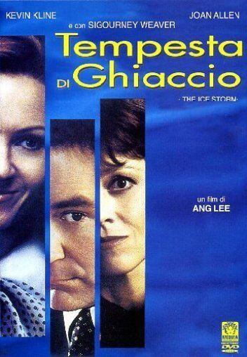 Tempesta Di Ghiaccio (1997) DVD