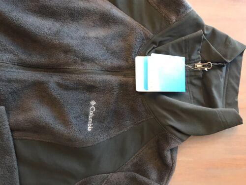 Sz Jakke Columbia Fleece L Tags 90 Detail New Frakke Sugarcreek Brand Kvinder Med wxFHqCT